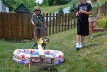 army birthday / by Waleska Galindo