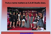 Glitter Events by Models India from S.A.M Studio.