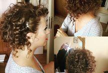 wedding hair by zoe