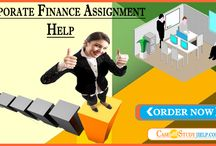 MBA Corporate Finance Syllabus Assignment