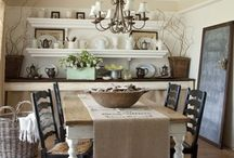 Dining Room / by Whitney Tabler