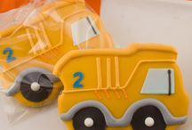 Birthday: Truck/Construction Party!!  / by Michelle Cook