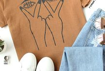 Μπλουζάκια με γραφικά