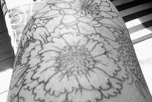 sonia©oelho tattoo / Débuts Tatouages