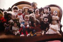 антикварная кукла (выставки)