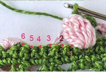 Vzory / vzory na pletení a háčkování