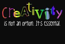 What is Creativity? / Creativity makes the world go round...