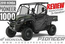 2018 Honda Pioneer 1000 Review / Specs | 4x4 Side by Side UTV / ATV / SxS (SXS10M3J) / New 2018 Honda Pioneer 1000 Review | Side by Side UTV / ATV / SxS Utility Vehicle at www.HondaProKevin.com