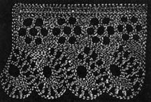 Til voksne - strikket og hæklet / Alt muligt skønt håndværk beregnet til voksne (mest kvinder)