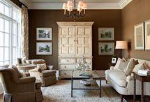 Interior Design Family Room / Interior  Design Family Rooms  / by Kathryn Myrick @   K Rossi & Company