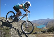 Mountain biking Queenstown & Wanaka / Outside Sports Staff, Athletes and customers share their passion for biking with these awesome pictures shot in Queenstown and Wanaka, NZ.