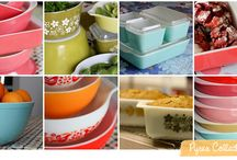 Bloggers: Pyrex & Vintage Dishes / by Teresa Penny