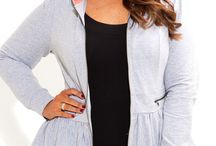 Plus size fashion / For the thick and curvy