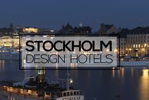 A design hotel in Stockholm / Have a look at our selection of design hotels in Stockholm ! http://www.myboutiquehotel.com/mag/design-hotel-in-stockholm/
