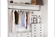 Spare room cupboard ideas