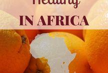 φαγητό στην Αφρική - Africa food