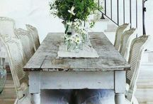 Not Too Shabby Chic / Shabby Chic French Country Decor Photos and Tips / by Paula Miller