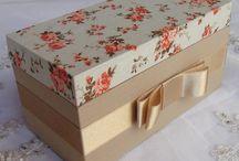 Box decoupage