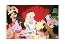Alice in Wonderland / by Lisa Staffaroni