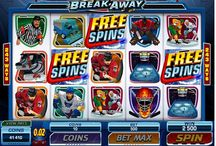 Break Away- Video Slot / Seeking a thrilling and engaging experience with just a touch of on ice brutality then Break Away- video #slot is the game for you!