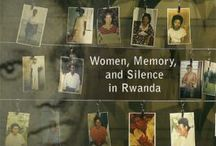Rwanda Books on the Shelf / Books pertaining to the small African nation of Rwanda. / by Lord Fairfax Community College Library
