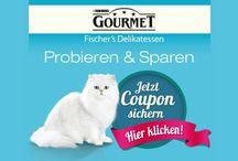 Gratis Katzenfutter Proben / Gratis Katzenfutter Proben