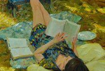 women read
