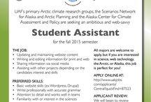 Student Job Opportunities