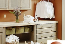 Laundry room / by Tammy Haller-Jarvis