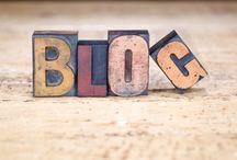 BLOG BLOG BLOG..... / inspirational & encouraging blogs, crafting & decorating blogs, tips for better blogs / by that BAMA girl•.¸¸.•♥