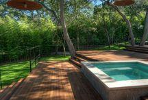 Extérieurs / piscines