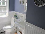 Blue Palette / Great colors for walls in the blue palette, paint, wallpaper and more.