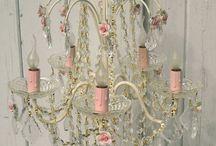 Lámparas antiguas