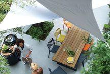 建築設計第3課題屋外空間
