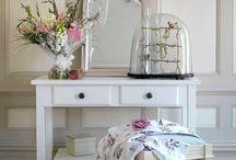 Dressing table ideas / by Heather Young