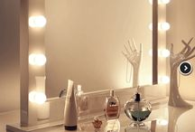 HOS Welcome to Hollywood.. / #Hollywood #Mirror #Vanity #HOS #Home #Decor #ideas