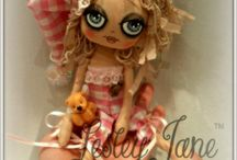 Bonecas Lesley Jane Dolls