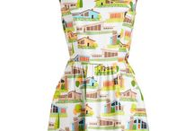 Tiki Party Dresses / For a tacky tiki beach bonfire party with a midcentury flair. / by Susan Wiggs