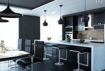 Kitchen / Modern Kitchen