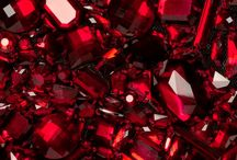 July birthstone - Ruby / All things celebrating the beautiful gemstone Ruby, from exquisite jewellery to celebrating the shades and tones of this wonderful red