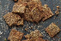Seed crackers / Seed crackers
