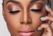 make up-negras lindas