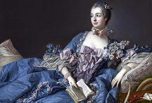 Madame de Pompadour / 1721-1764