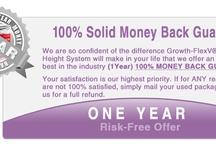 Benefits of Growth-FlexV© Pro System!