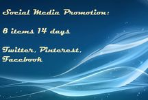 """Promotions / Make the most of Pinterest!  Pin """"till you drop.  Only rules, no adult pins, no lingerie model pins, no multiple repins please...Invite Others.  Admin Custom Seat Creations"""
