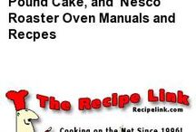 Food - Electric Roaster Recipes