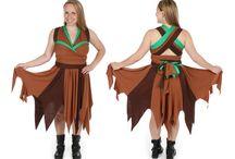 Marvel Inspired Convertible Dresses / Custom convertible dresses inspired by characters from the Marvel Universe!