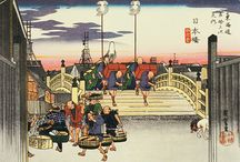 Ukiyo-e / Ukiyo-e continues as a highly refined art form in Japan today, relying on the skills of consummate creators, publishers, and carvers who depict the modern landscape with the same sense of romance and mystery that pervades the work of their predecessors.