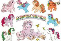 Mt little pony G1
