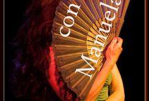 Oriental dance events